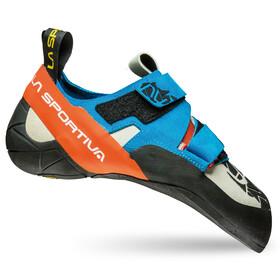 La Sportiva Otaki Climbing Shoes Men Blue/Flame